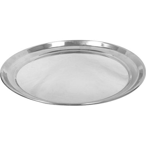 Picture of Tray Ss Round 11in - No 077915