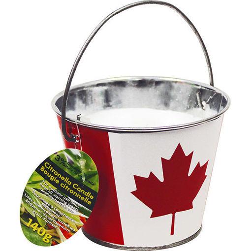 Picture of Citronella Candle Bucket Canada - No 078439