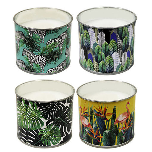 Picture of Citronella Candle Tin 140Gr - No 078437