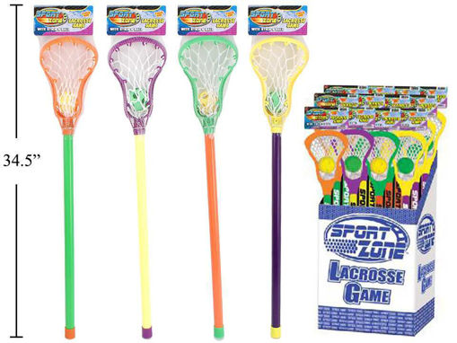 Picture of Lacrosse Stick Game - No 15025